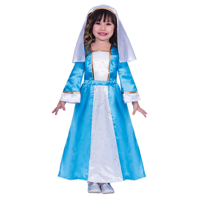 Mary Girl's Fancy Dress Costume