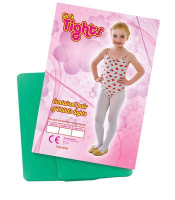 Childs Green Tights