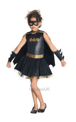 Girls Batgirl Tutu Costume
