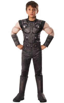 Thor infinity War Marvel Deluxe boy's Costume