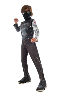 Classic Winter Soldier  Costume