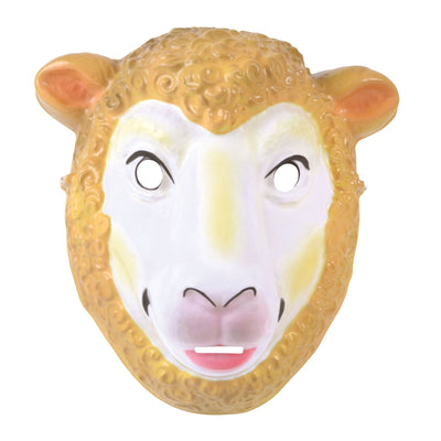 Sheep Plastic Mask