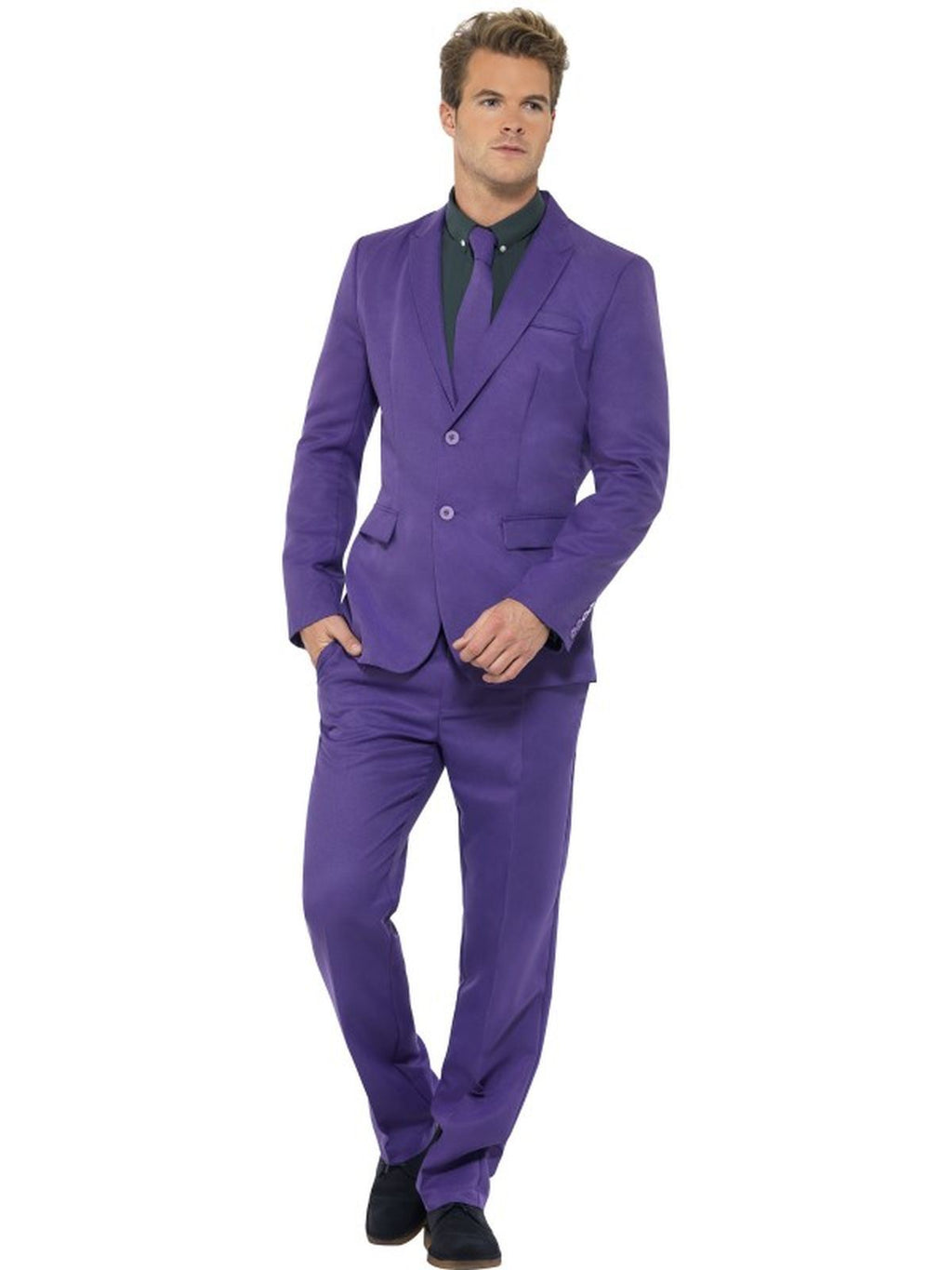 Adult Purple Stand Out Suit