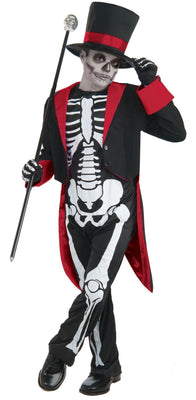 Mr Bone Jangles Costume
