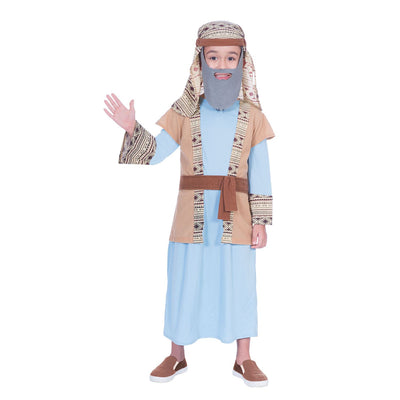 Shepherd Boy's Fancy Dress Costume