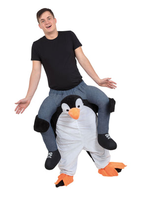 Penguin Piggyback Costume