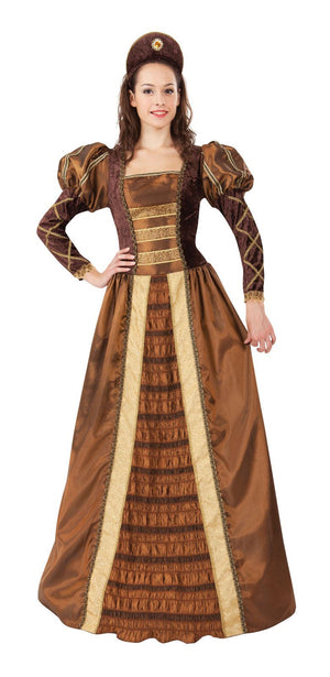 Golden Queen Women's Costume