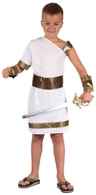 Gladiator Boy's Costume