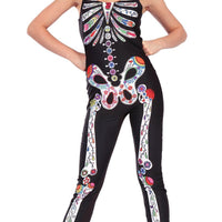 Day of the Dead Jumpsuit