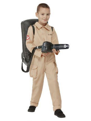 Ghostbusters Costume Halloween Costume Kids Boys Costume 1980s