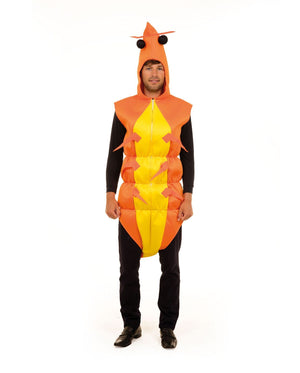 Men's Shrimp Fancy Dress Costume