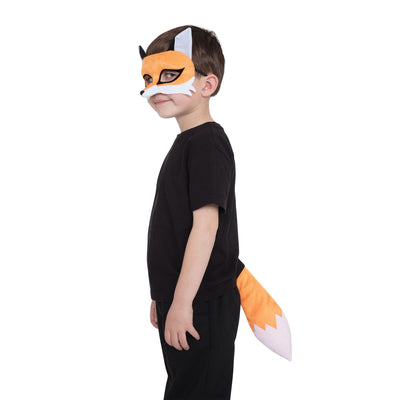 Fox Set (Mask + Tail)