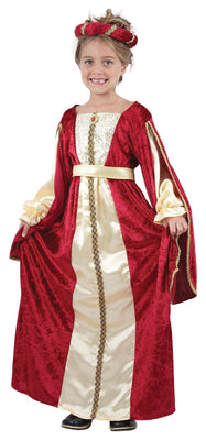 Regal Princess Red Costume