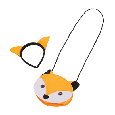 Fox Bag + Ear Set