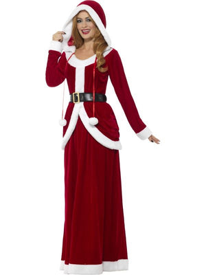 Deluxe Ms Claus Costume