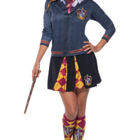 Gryffindor Harry Potter Womens Fancy Dress Costume Book Week Outfit