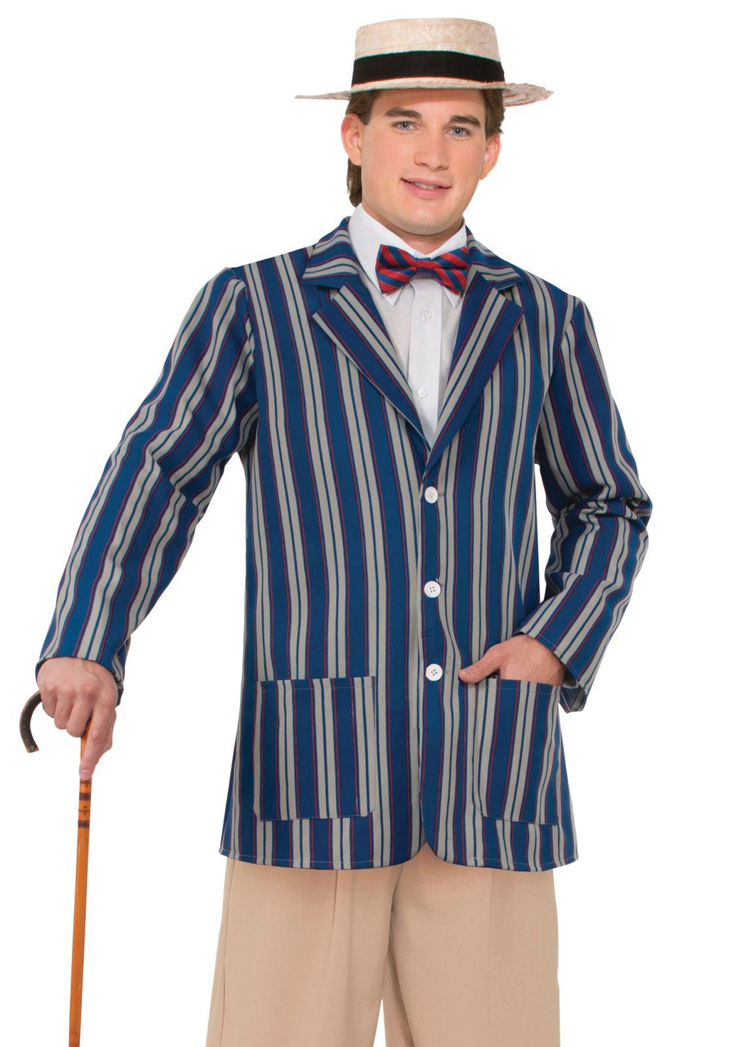 Boater Jacket Men's Costume