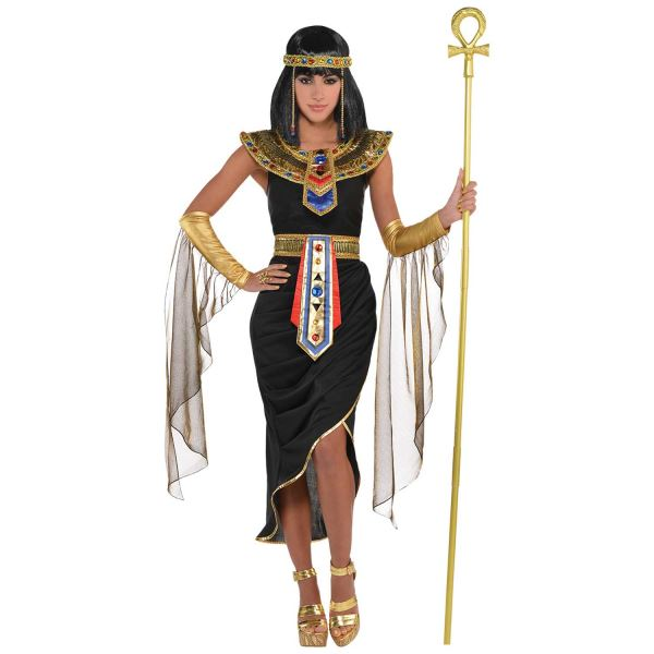 Egyptian Queen Women's Fancy Dress Costume