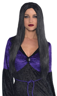 Women's Wig Witch Black