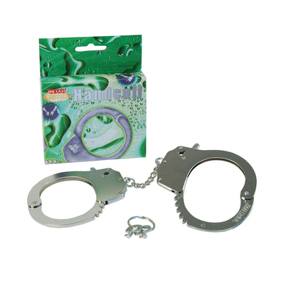 Handcuffs Metal Boxed