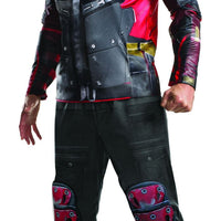 Deadshot Suicide Squad Fancy Dress Men's Costume