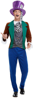 Mad Hatter Men's Costume