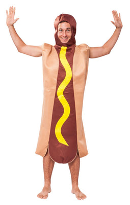 Hot Dog Costume