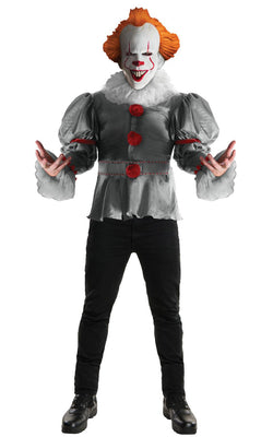 IT Mens Halloween Fancy Dress Costume Horror Outfit