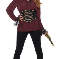 Deluxe Pirate Shirt Women's