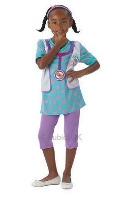Doc Mcsuffins Pet Vet Costume