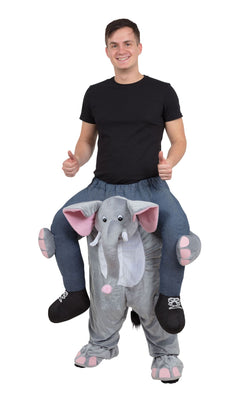 Elephant Piggyback Costume