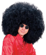 Black Super Jimmy Wig