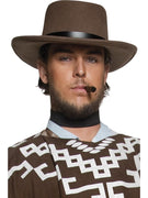 Western Wandering Gunman Fancy Dress Hat
