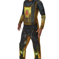 Bumble Bee Tansformers Men's Fancy Dress Costume