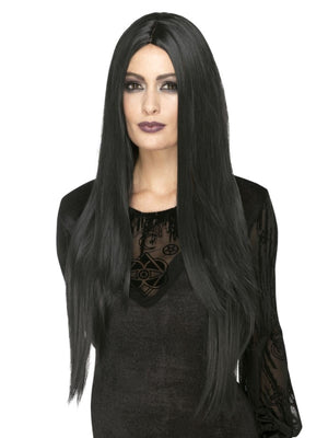 Deluxe Witch Wig, Heat Resistant/Styleable