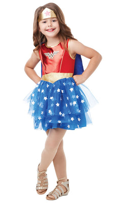 Wonder Woman Core Girls Costume
