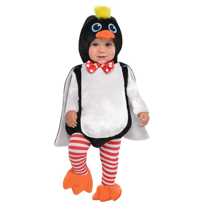 Penguin Waddles Kid's Fancy Dress Costume