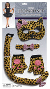 Childs Leopard Set