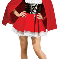 Red Riding Hood Fancy Dress Costume