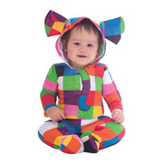 Elmer Baby Kids Fancy Dress Costume