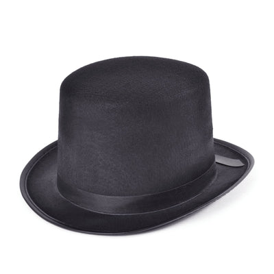 Top Hat Felt Black /Budget
