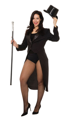 Female Tailcoat Black