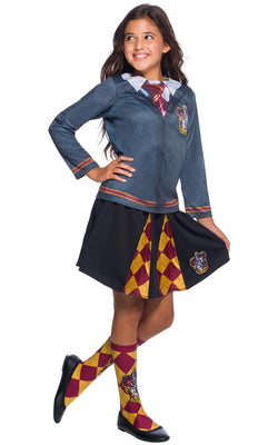 Gryffindor Skirt Harry Potter Book Week Fancy Dress Licensed