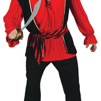 Adults Pirate Captain Costume