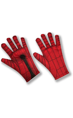 Spiderman Adult Gloves Re