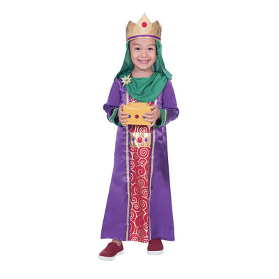 King Boy's Fancy Dress Costume