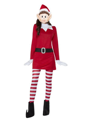 Elves Behavin Badly Ladies Elf Costume