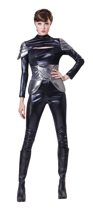 Women's Spy Fancy Dress Costume