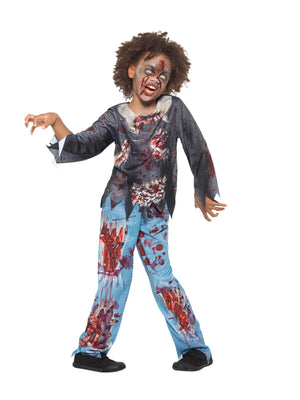 Zombie Fancy Dress Costume