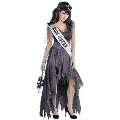 Women's Homecoming Corpse Fancy Dress Costume